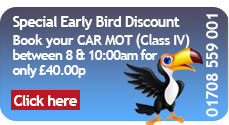 Special Early Bird Discount