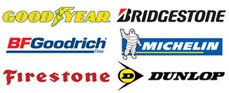good year bridgestone firestone michelin tyres