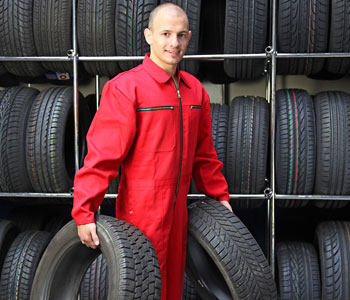 Tyre Fitting London